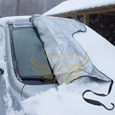 Araç Ön Cam Brandası Kar Koruyucu